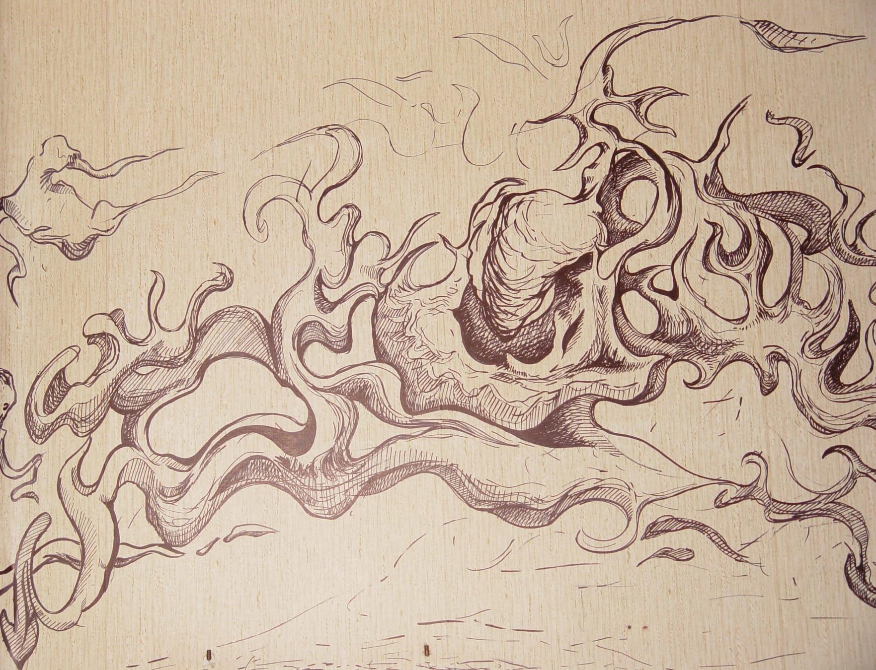 Detail afbeelding 1 van Salve Mater | Ontwerp door Stefaan Beeckaert