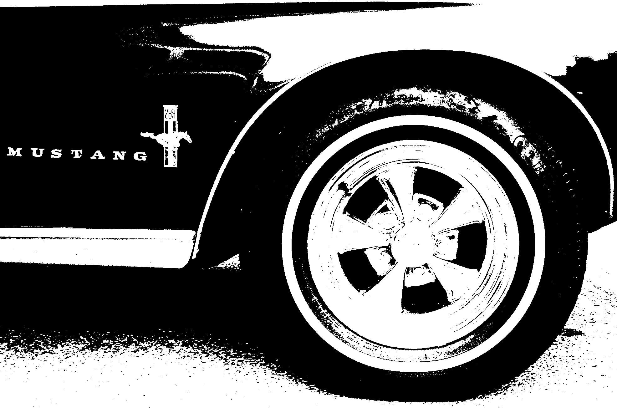 Detail afbeelding 4 van Musclecar | Ontwerp door Stefaan Beeckaert