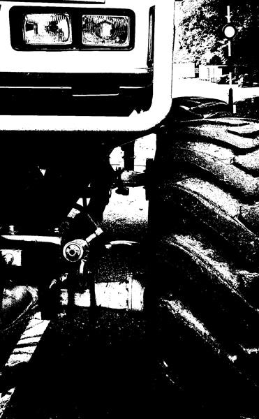 Detail afbeelding 5 van Musclecar | Ontwerp door Stefaan Beeckaert