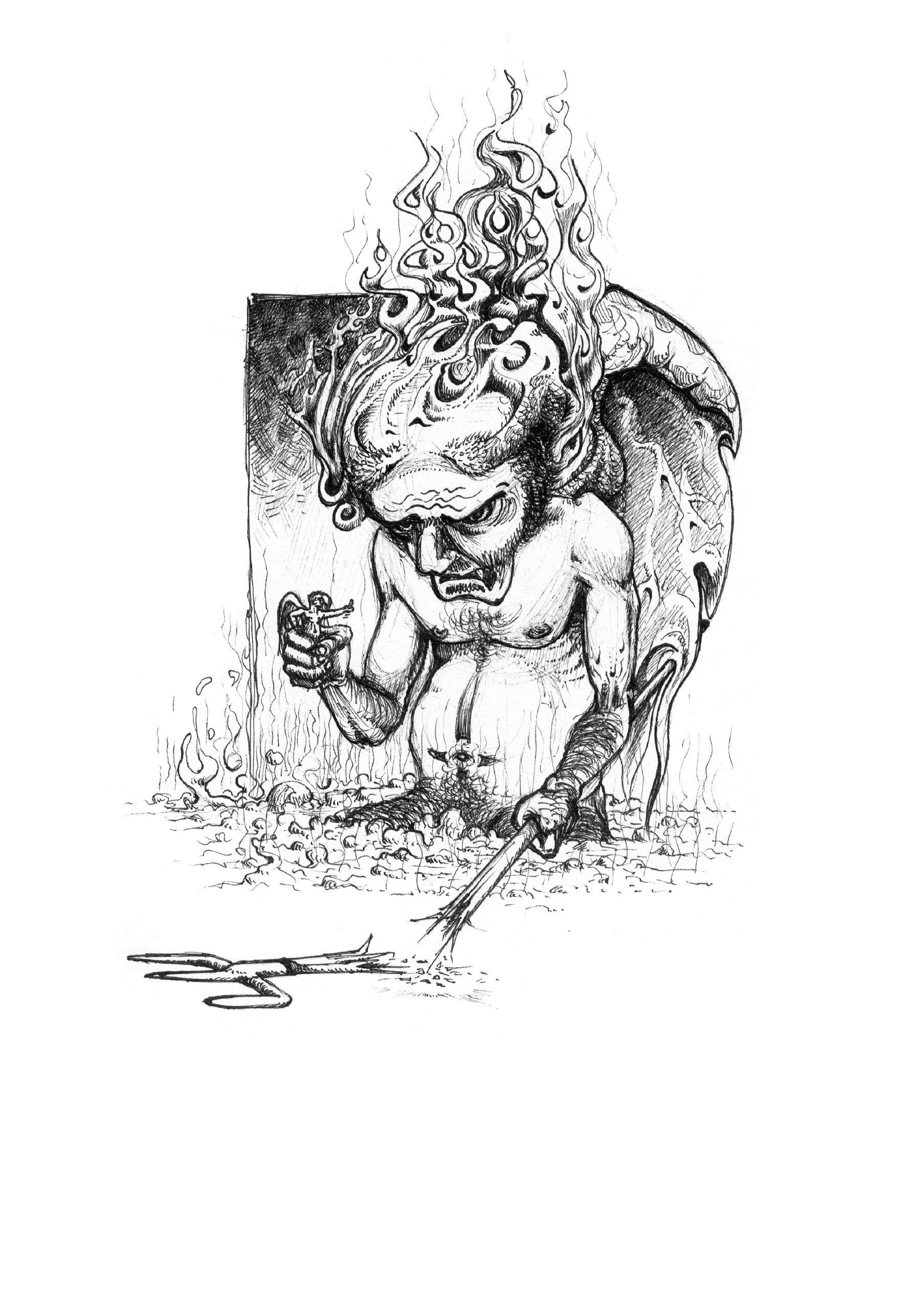 Detail afbeelding 4 van Confessions Of A Dangerous Mind | Ontwerp door Stefaan Beeckaert