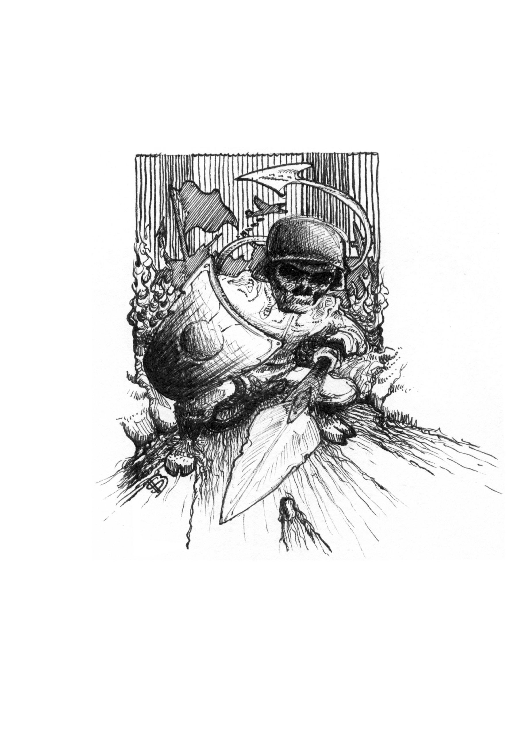 Detail afbeelding 5 van Confessions Of A Dangerous Mind | Ontwerp door Stefaan Beeckaert