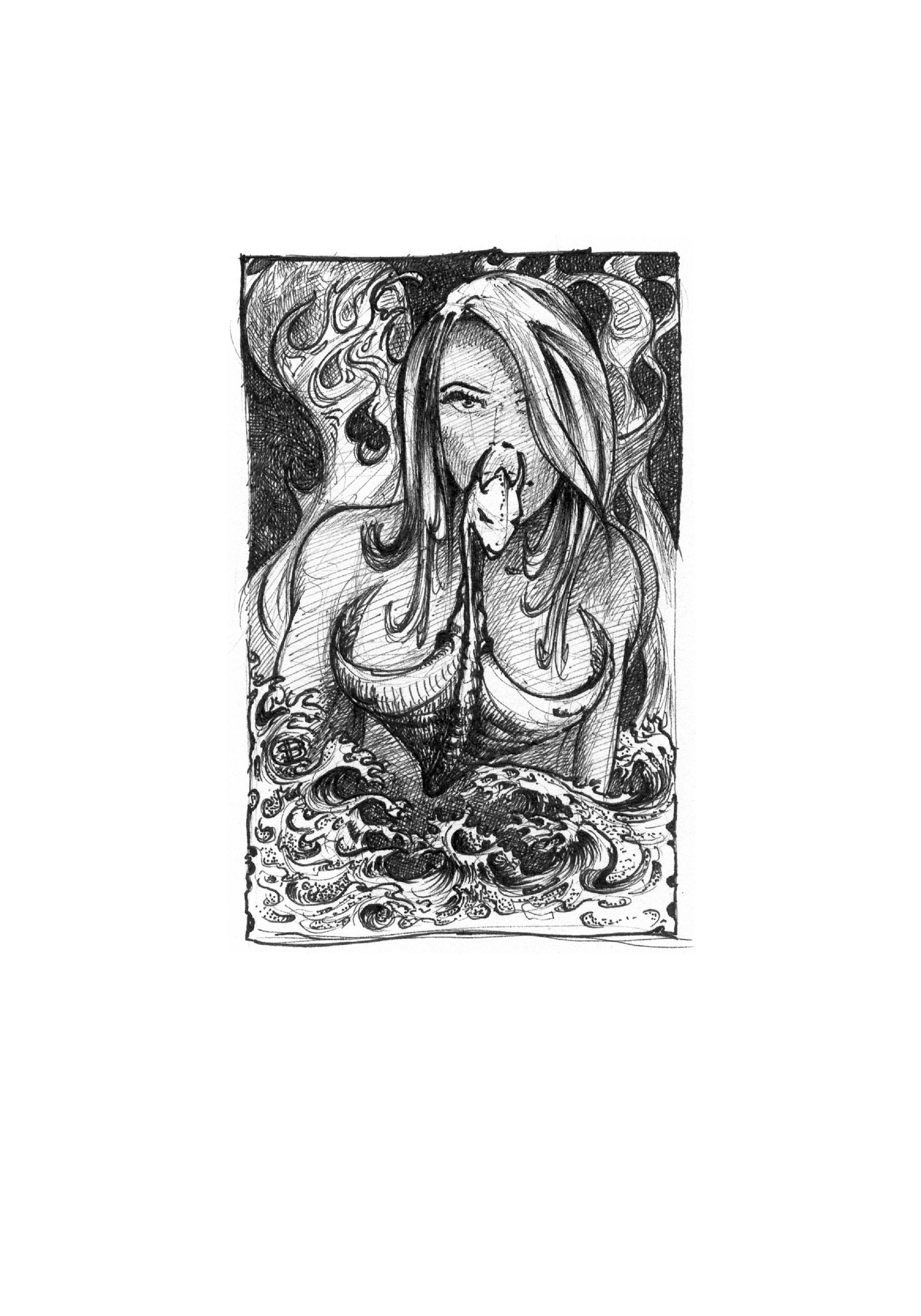 Detail afbeelding 6 van Confessions Of A Dangerous Mind | Ontwerp door Stefaan Beeckaert