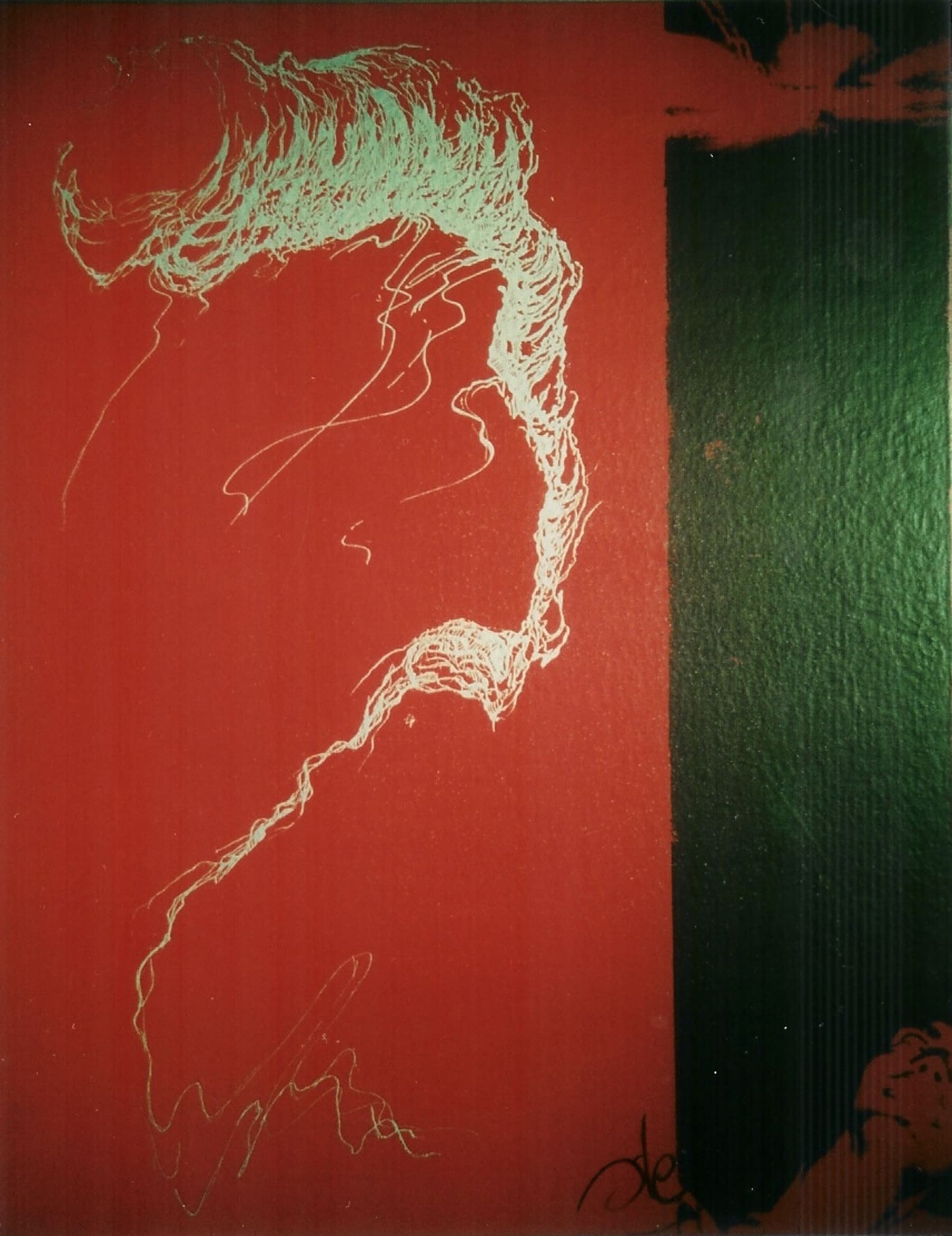 Detail afbeelding 3 van Boudoir Bitch | Ontwerp door Stefaan Beeckaert