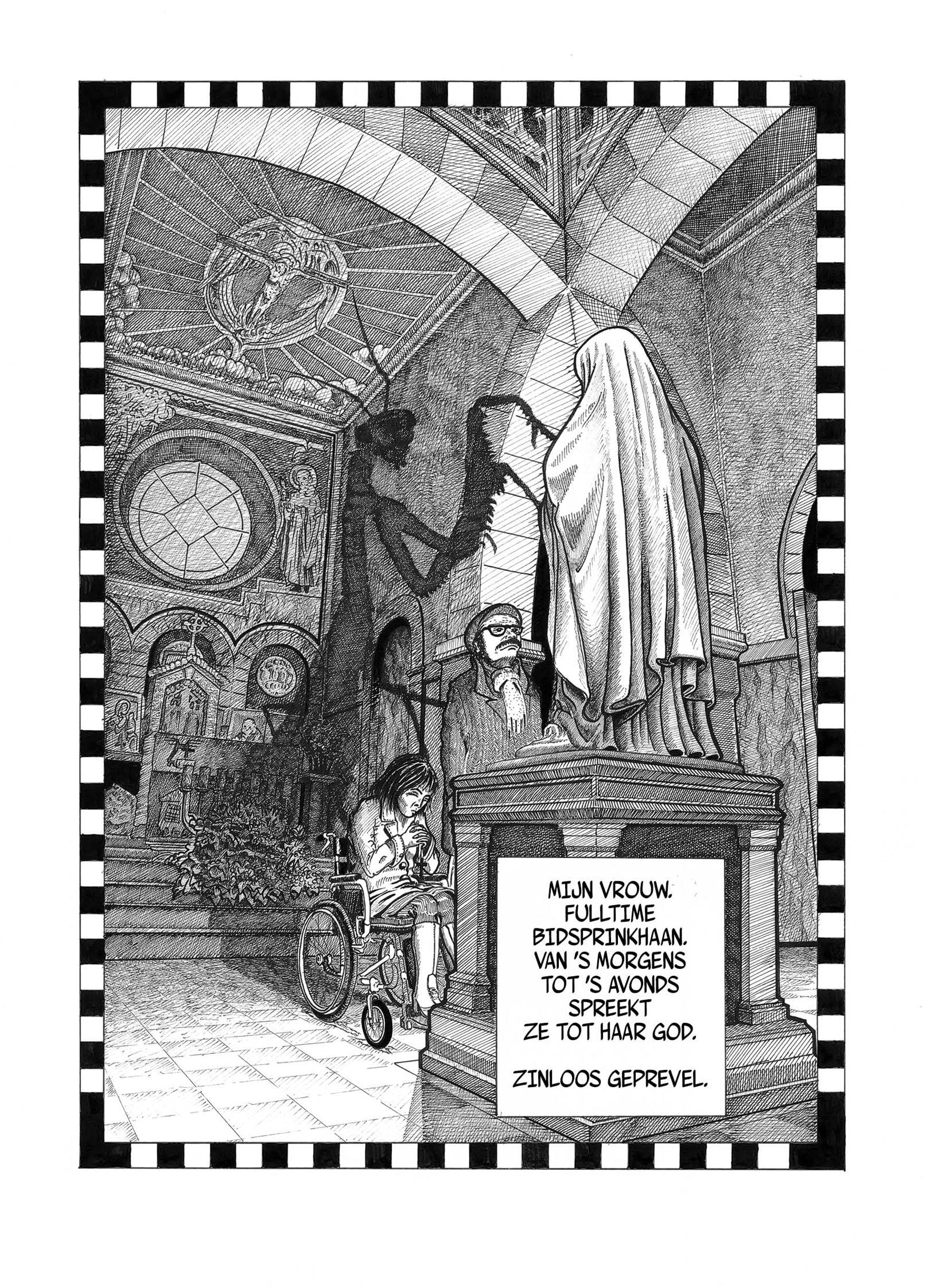 Detail afbeelding 5 van Meester Van De Klokken | Ontwerp door Stefaan Beeckaert