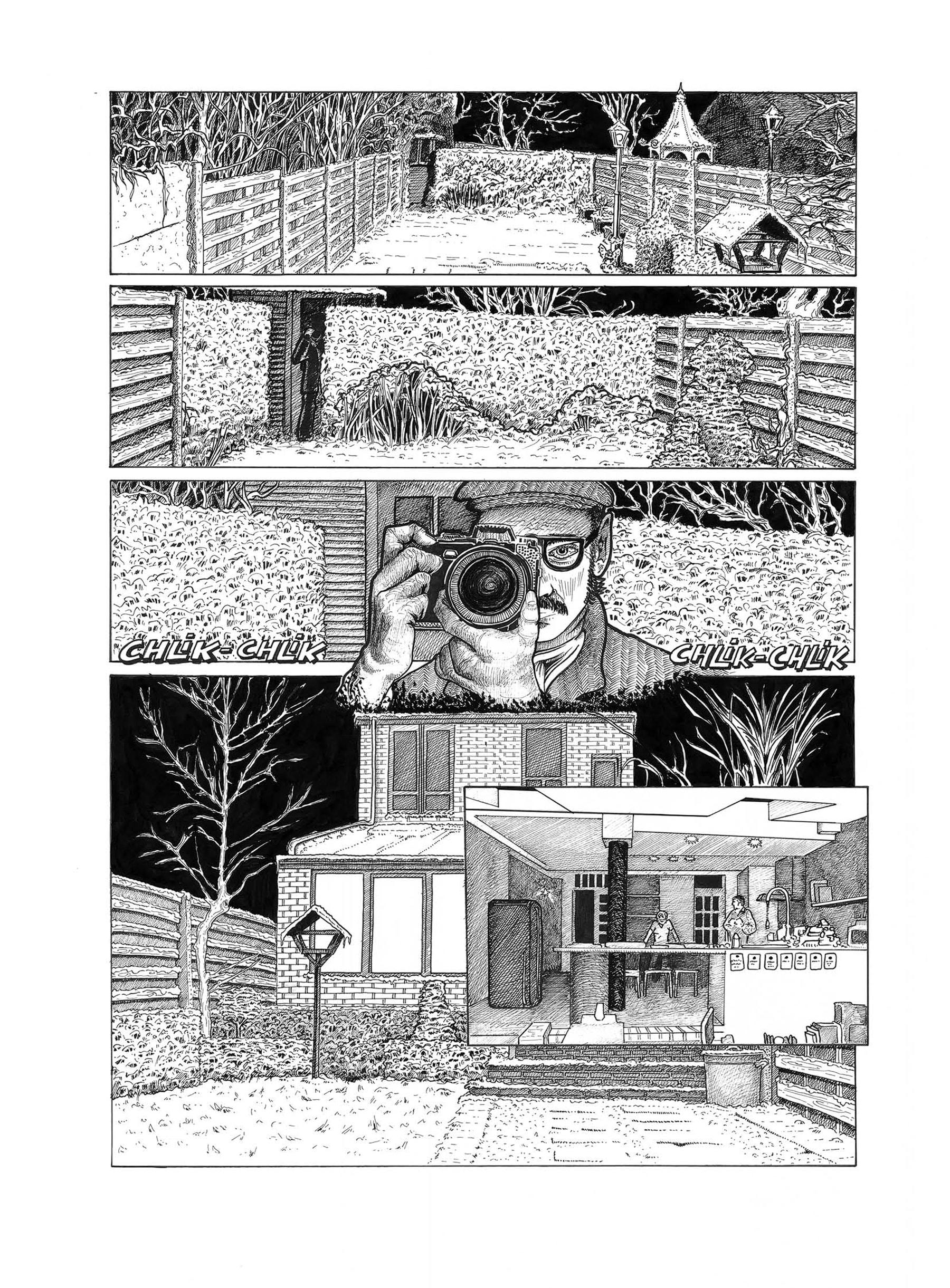 Detail afbeelding 7 van Meester Van De Klokken | Ontwerp door Stefaan Beeckaert