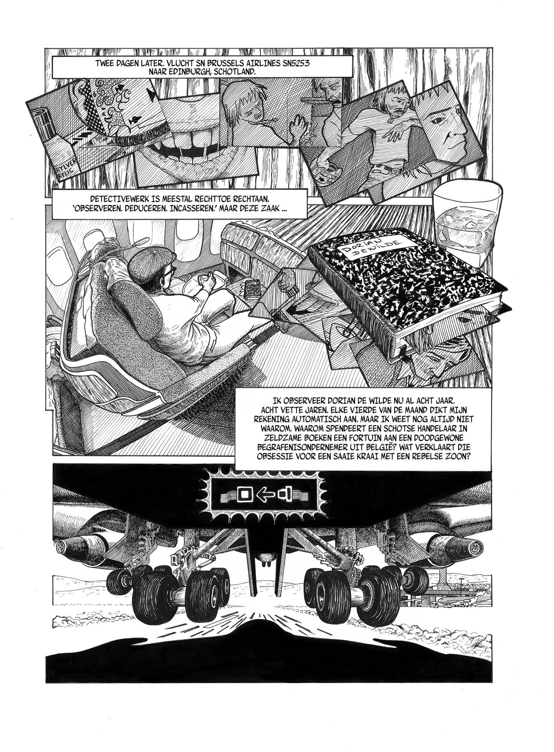 Detail afbeelding 8 van Meester Van De Klokken | Ontwerp door Stefaan Beeckaert