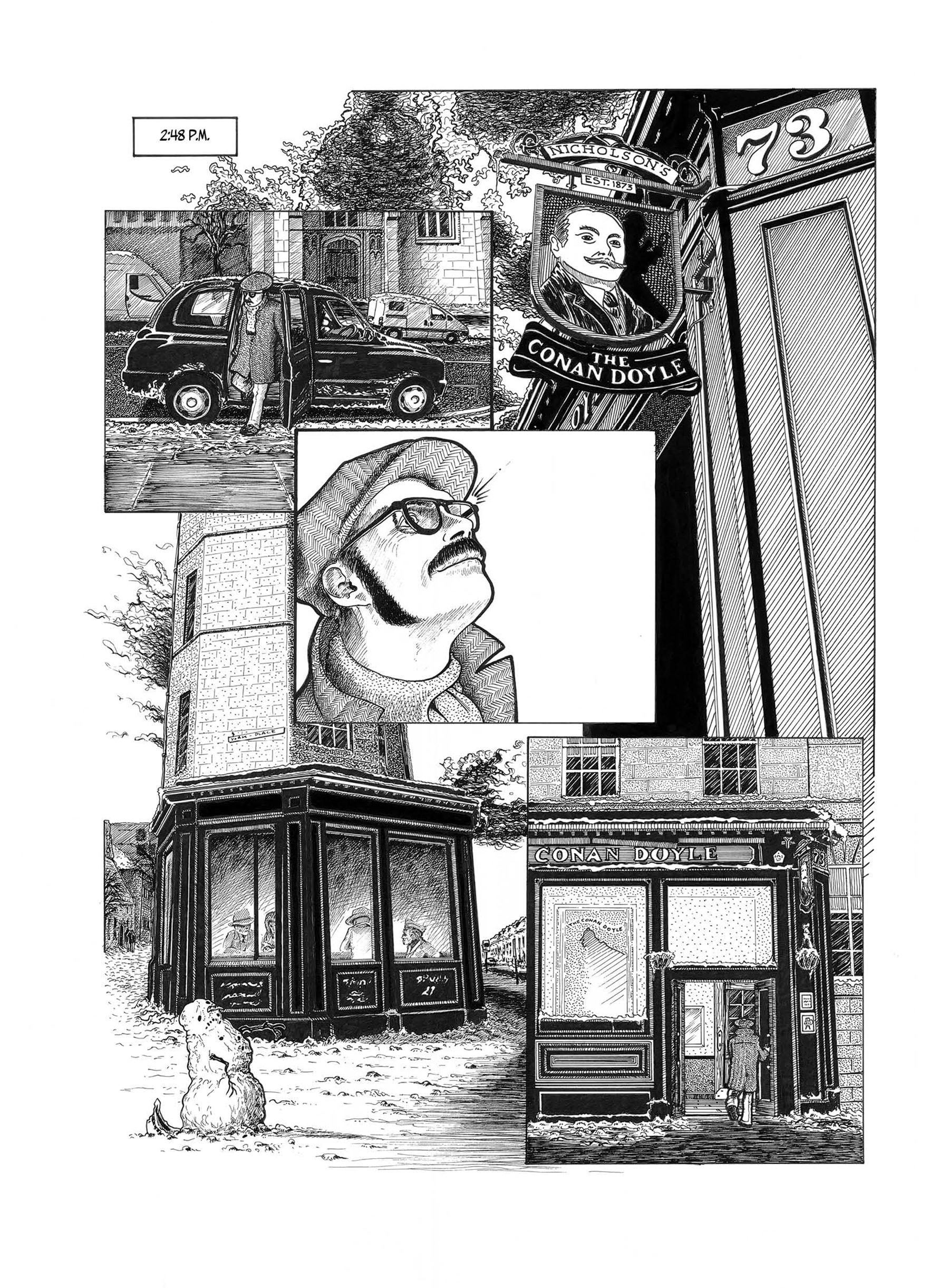 Detail afbeelding 11 van Meester Van De Klokken | Ontwerp door Stefaan Beeckaert