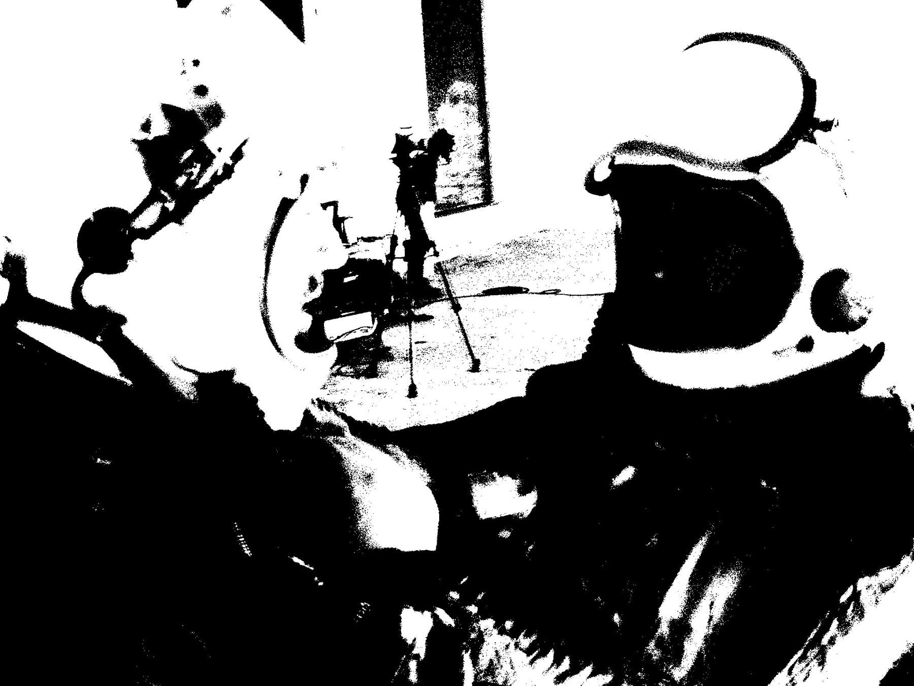 Detail afbeelding 5 van Meteor Musik (photography) | Ontwerp door Stefaan Beeckaert