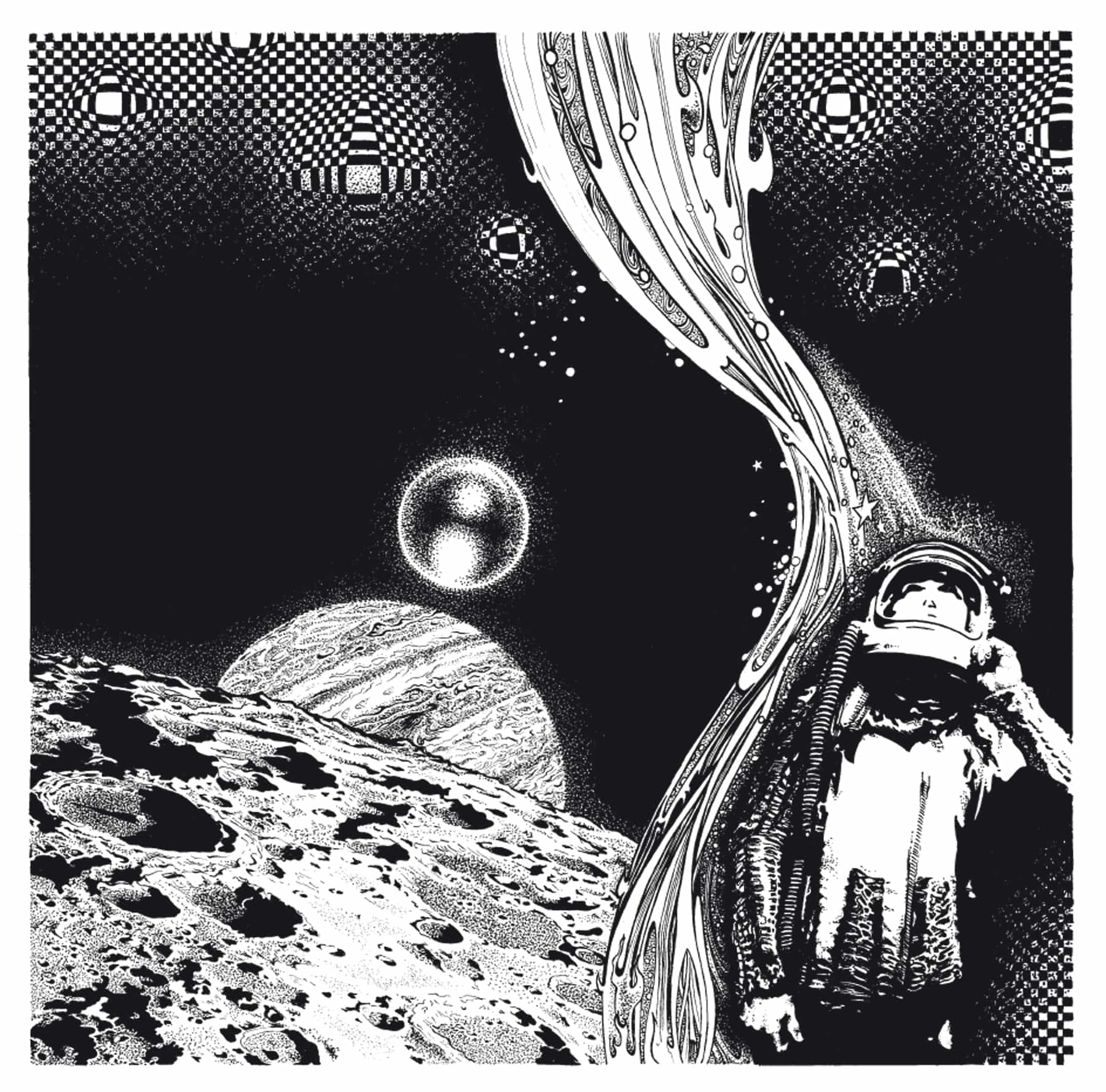 Detail afbeelding 3 van Meteor Musik | Ontwerp door Stefaan Beeckaert