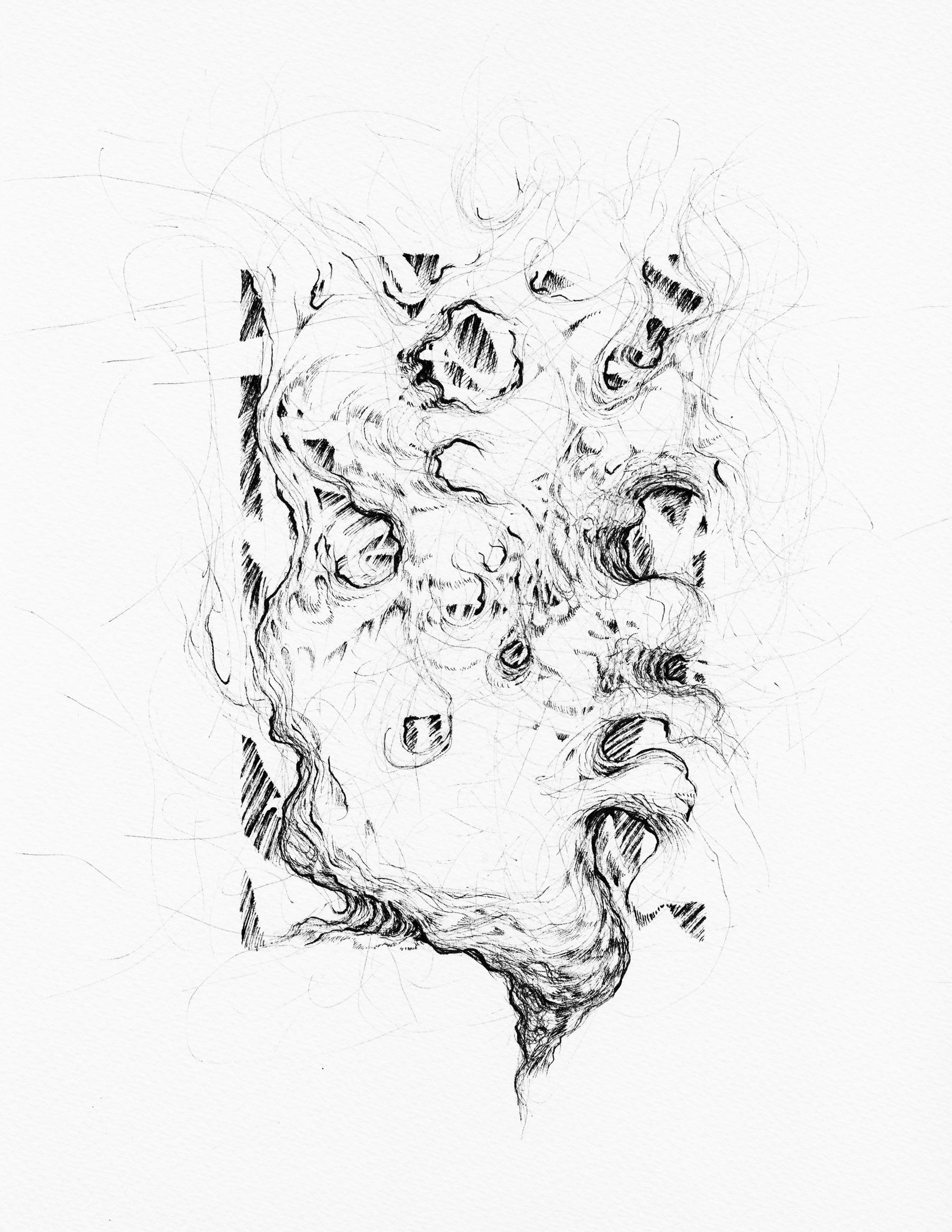 Detail afbeelding 1 van Matter I | Ontwerp door Stefaan Beeckaert
