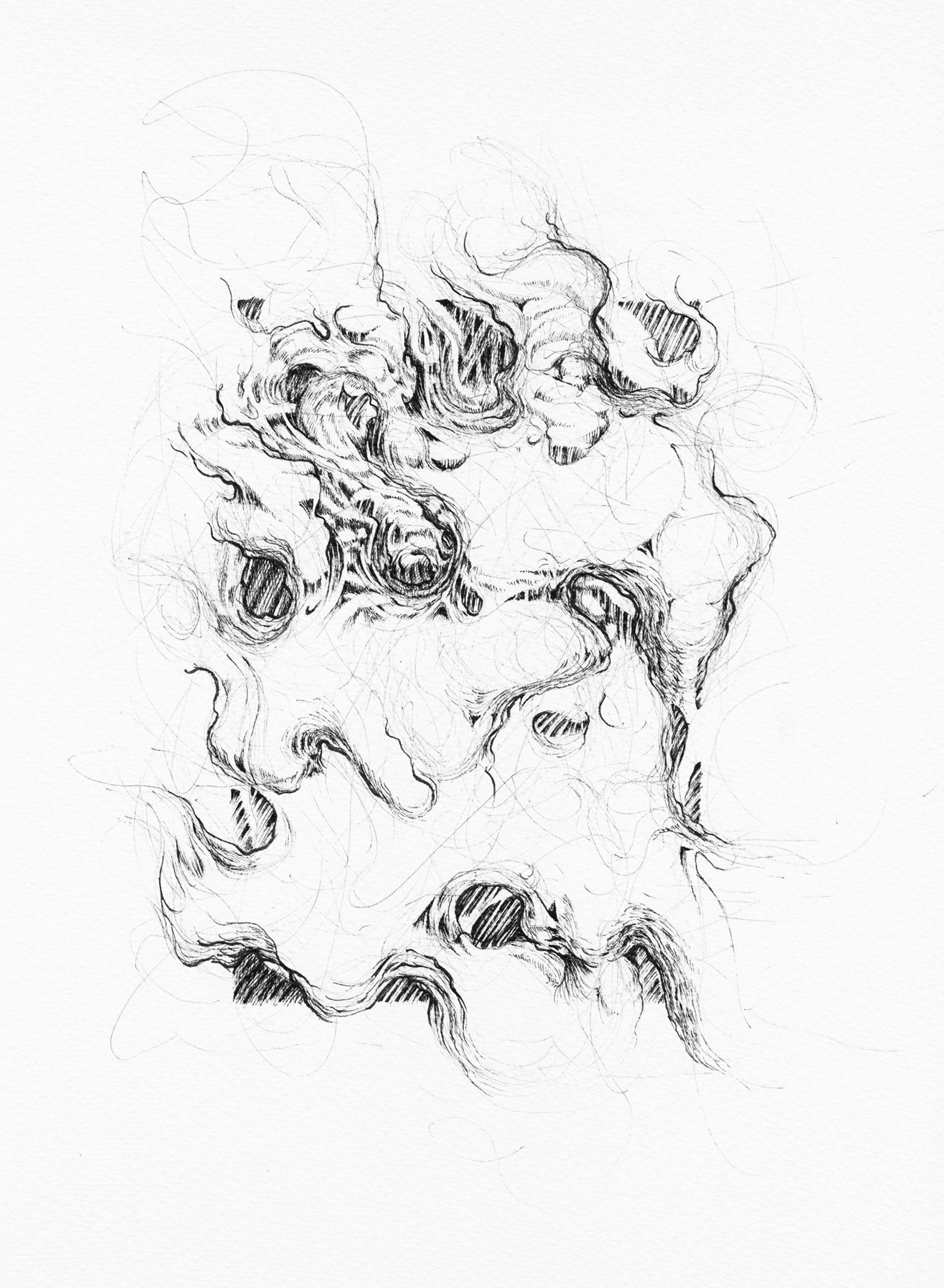 Detail afbeelding 2 van Matter I | Ontwerp door Stefaan Beeckaert
