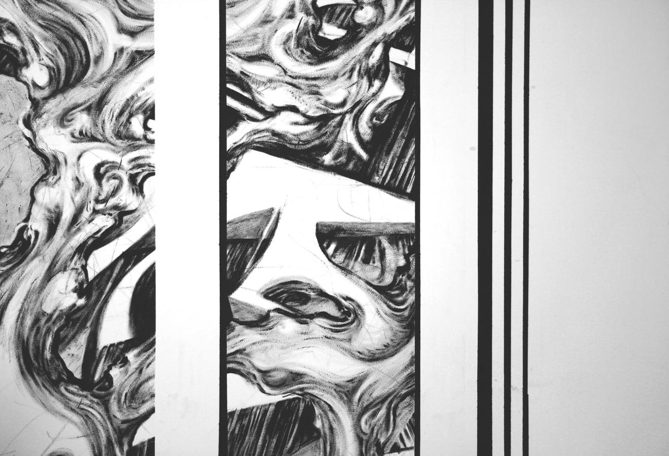 Detail afbeelding 1 van Matter VI | Ontwerp door Stefaan Beeckaert