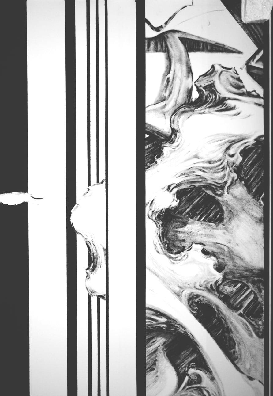 Detail afbeelding 2 van Matter VI | Ontwerp door Stefaan Beeckaert