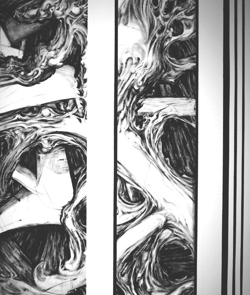 Detail afbeelding 3 van Matter VI | Ontwerp door Stefaan Beeckaert